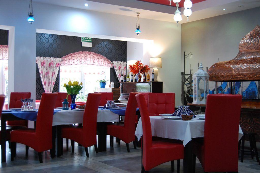 Restauracja Sulejówek 5