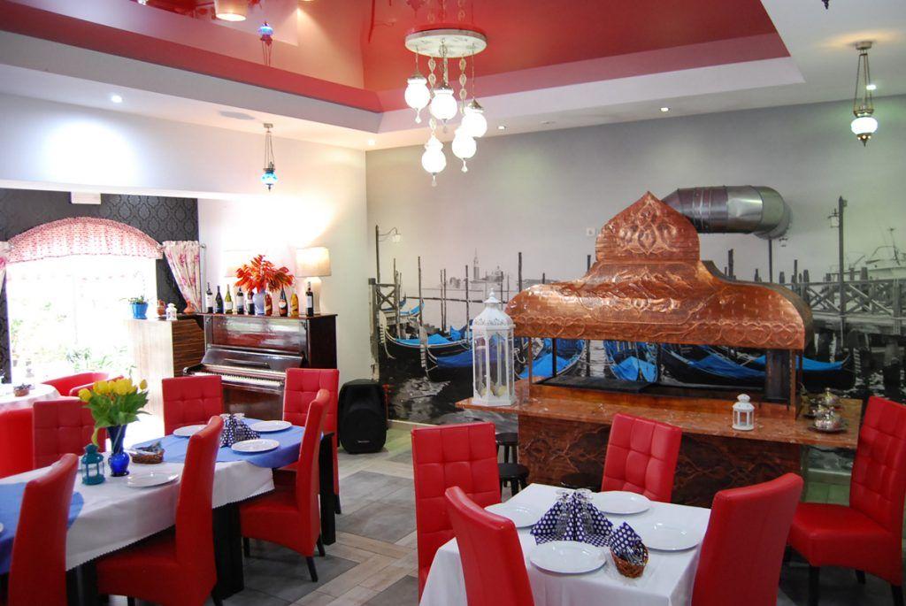 Restauracja Sulejówek 1