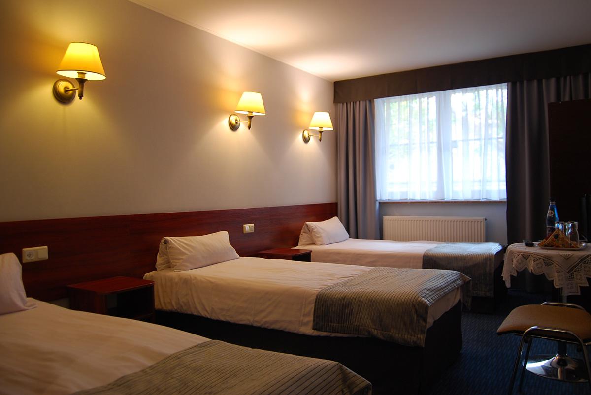 Pokoje hotelowe Sulejówek 1