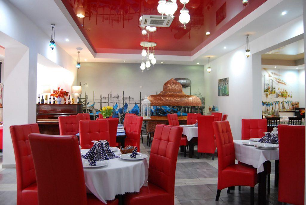 Restauracja - Amigo hotel