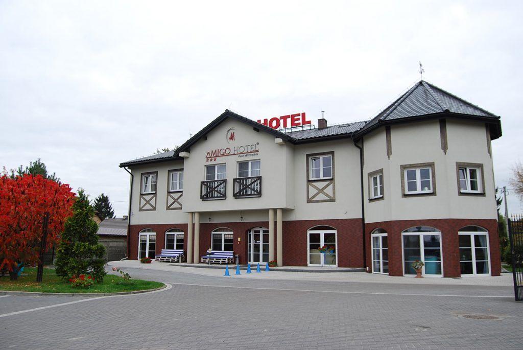 Hotel Sulejówek 1
