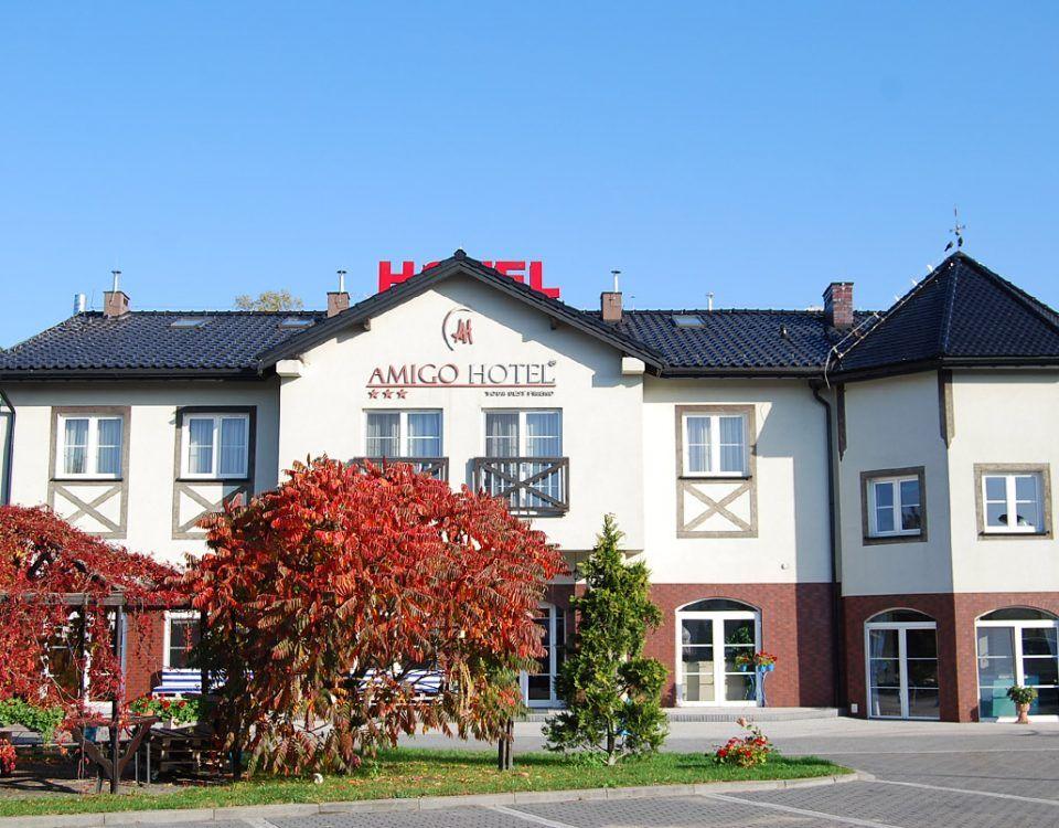 Zaciszny nocleg w okolicach Warszawy - blog - Amigo Hotel